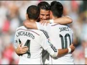 Bóng đá Tây Ban Nha - Real độc chiếm Top 10 bàn đẹp nhất lượt đi Liga