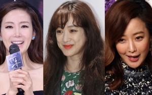Khuôn mặt méo mó bất thường của sao nữ Hàn Quốc