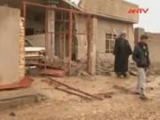 Video An ninh - Iraq: Đánh bom tự sát tại đám tang, 71 người thương vong
