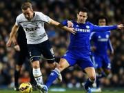 Bóng đá - Tottenham - Chelsea: Thảm họa phòng ngự