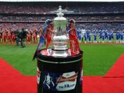 Lịch thi đấu bóng đá - Lịch thi đấu FA CUP 2016/17