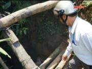 Video An ninh - Sập hầm vàng chui tại Quảng Ngãi, một người tử vong