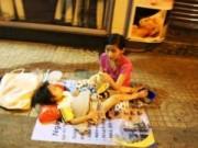Tin tức trong ngày - Đường phố Sài Gòn vẫn còn nhiều ăn xin