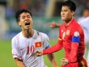 Bóng đá Việt Nam - Chờ Công Vinh - Công Phượng so giày