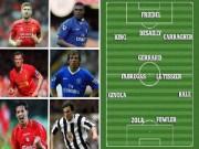 Bóng đá - Gerrard và đội hình ngôi sao chưa từng vô địch NHA