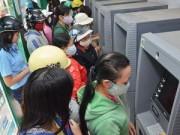 Tài chính - Bất động sản - ATM hết tiền, báo đường dây nóng