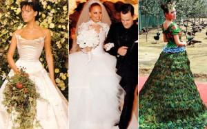 Thời trang - 12 bộ váy cưới đắt đỏ đến đại gia cũng phải giật mình