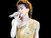 """Sao ngoại-sao nội - Hà Hồ hát """"Cố xóa hết"""" giữa tin đồn ly hôn vì kẻ thứ 3"""