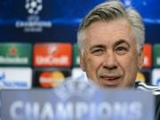 Tin bên lề bóng đá - Đề cao Juventus, Ancelotti xem nhẹ Chelsea, Bayern ở C1