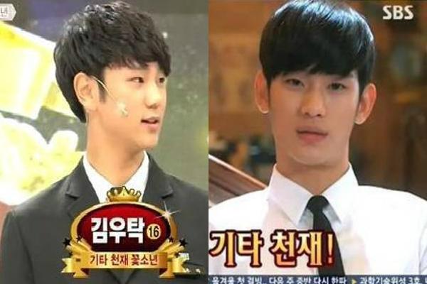 Bản sao Kim Soo Hyun gây sốt trên truyền hình Hàn