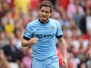 Ngôi sao bóng đá - Man City: Ơn giời, Lampard đây rồi!