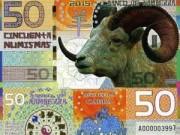 Tài chính - Bất động sản - Tiền 'lạ' in hình dê 'sốt' trước Tết Ất Mùi