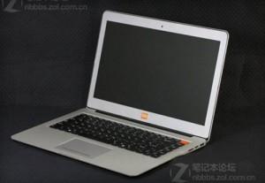 Máy tính xách tay - Xiaomi sản xuất laptop nhái MacBook Air giá 500 USD?