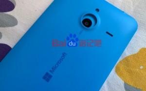Tin tức công nghệ - Lần đầu Lumia 1330 lộ trần toàn bộ phần lưng