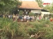 Video An ninh - Phát hiện xác người đàn ông trong bao tải thả trôi sông