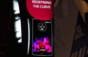 Dế giá rẻ - LG G Flex 2 màn hình cong bất ngờ xuất hiện