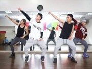 Ca nhạc - MTV - Nhóm 365 tích cực tập vũ đạo cho MV mới