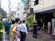 Bản tin 113 - TP.HCM: Cháy khách sạn vì nổ điện thoại, khách tháo chạy