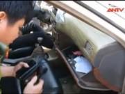 Bản tin 113 - Bình Phước: Lái ô tô đi ăn trộm