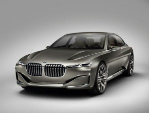 Ô tô - Xe máy - Lộ BMW 9-Series cạnh tranh Mercedes-Maybach S-Class