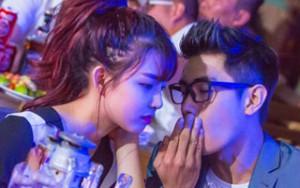 Ca nhạc - MTV - Vũ công Quang Đăng tình tứ cùng hotgirl Nha Trang