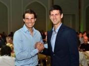 Thể thao - Nadal, Djokovic chào năm mới (Qatar Open)
