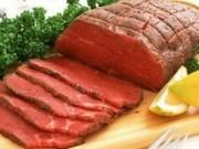 Thị trường - Tiêu dùng - Thịt bò ngoại lấn lướt thị trường