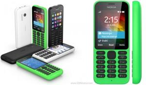 Dế sắp ra lò - Ra mắt Nokia 215 và 215 Dual SIM giá siêu rẻ