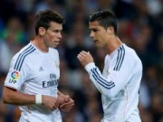Bóng đá - Ronaldo ngán ngẩm với thói ích kỷ của Bale