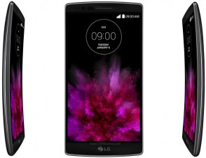 Dế sắp ra lò - Ra mắt LG G Flex 2: Cong hơn, gọn hơn, mạnh hơn