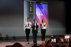 Dế sắp ra lò - Asus trình làng bộ đôi smartphone Zenfone 2 và Zenfone Zoom