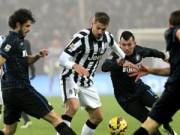 Bóng đá - Juventus - Inter: Trận cầu căng thẳng