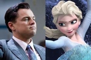 Top phim hay nhất - Sói già phố Wall, Frozen bị tải lậu nhiều nhất trong năm qua