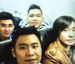 Thế giới - Nụ cười cuối cùng của hành khách chuyến bay QZ8501
