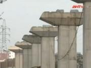 Video An ninh - Dự án đường sắt trên cao: Thay thế 12 nhà thầu trước 15/1