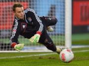 Bóng đá - Cuộc đua QBV: Neuer phản xạ tốt nhất châu Âu