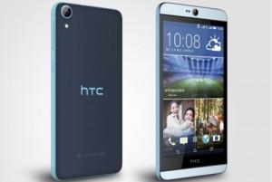 Dế giá rẻ - Công bố HTC Desire 826 dùng chip Snapdragon 64-bit