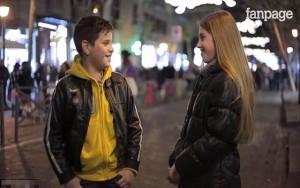 8X + 9X - Clip ngọt ngào: Các cậu bé từ chối tát bé gái xinh đẹp