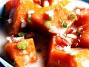 Đặc sản 3 miền - Ngọt thơm món bí rợ hầm dừa miền Tây Nam Bộ