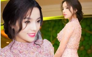 """Thời trang - Hoa hậu Kỳ Duyên """"chạy"""" show liên tục"""