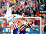 Bóng đá - Derby Madrid: Atletico & cơn ác mộng phạt đền