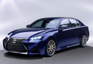 Ô tô - Xe máy - Lexus GS F 2016 lộ diện, công suất 467 mã lực