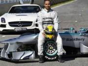 Đua xe F1 - F1 mùa giải 2014: Tân vương và cựu vương (P13)