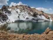 Điểm du lịch - Kỳ thú dòng sông băng ở Iran