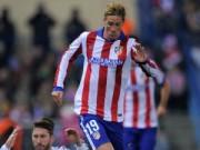 Bóng đá - Torres chơi đầy năng nổ trận ra mắt Atletico gặp Real