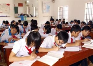 Giáo dục - du học - Sáng nay, hơn 4.000 thí sinh thi học sinh giỏi quốc gia