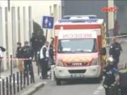 Video An ninh - Khủng bố đẫm máu ở Paris, ít nhất 12 người chết