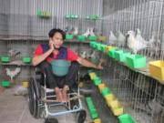 Bạn trẻ - Cuộc sống - Ra tù với đôi chân liệt vẫn thành tỷ phú
