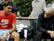 Thể thao - Federer hội ngộ Henry, Anelka, Pires
