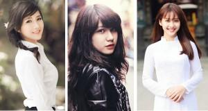 """8X + 9X - 6 hot girl xinh đẹp, tài năng nhưng vẫn """"cô đơn"""""""